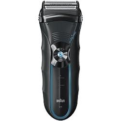 Braun CruZer 5 Clean Shave Rasoio Elettrico con Sistema di Rasatura a Tripla Azione