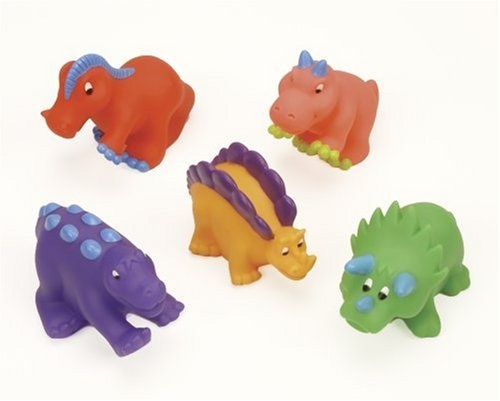 Battat Dino Bath Buddies