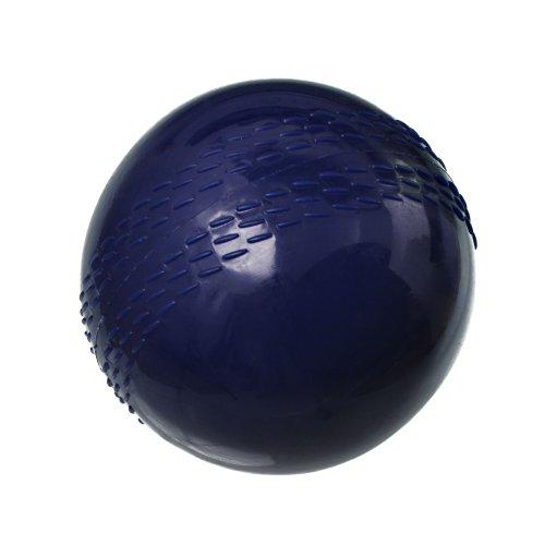Upfront Qvu WINDBALL Training Cricket Ball - blue (or Navy Blue) - ADULT