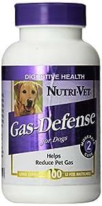 Nutri-Vet Gas Defense Liver Chewables, 100 count