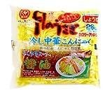 ヨコオデイリーフーズ 月のうさぎ 冷し中華こんにゃく 醤油味 170g 1ケース(24食入)