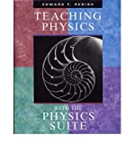 img - for Teaching Physics: WITH The Physics Suite CD-ROM (Paperback) - Common book / textbook / text book