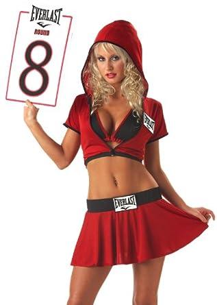 Amazon.com: California Costumes Women's Everlast Ring Card