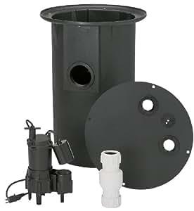Flotec Fp400c Sewage Ejector Pump Sump Pumps Amazon Canada