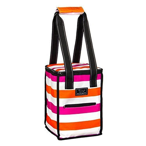SCOUT Pleasure Chest Insulated Tote, Dreamgirls, 12-1/2 by 9 by 9-Inches - 1