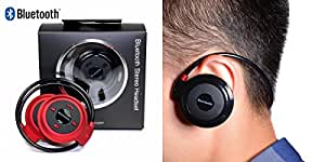 Micromax E390 Compatible and Certified Wireless Bluetooth Headphones Headset with Mic and Memory Card Slot( Get Mobile Charging Cable worth Rs 239 FREE & 180 days Replacement Warranty )