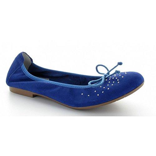 Ballerine Acebo's 9011 Bleu