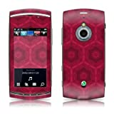 Sony Ericcson Vivaz Pro Skin - Hollyhock