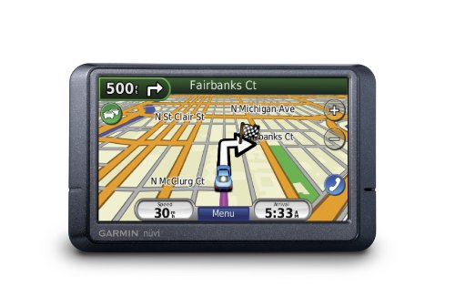 Garmin nüvi 265W 4.3-Inch Widescreen Bluetooth Portable GPS Navigator (without Traffic)