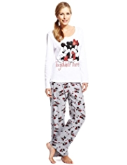 Mickey & Minnie Mouse Pyjamas