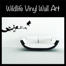 Wildlife wall art for your home