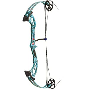 PSE Tidal Wave Bow with Right Hand 40# Draw, Reaper, 30-Inch