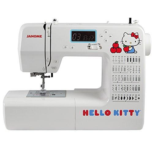 Janome-18750-Hello-Kitty-Computerized-Sewing-Machine