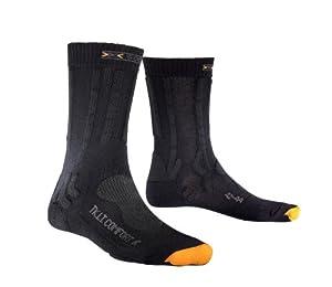 X-Socks Run Light & Comfort / 20278 Chaussettes randonnée Charbon/ anthracite 35-38
