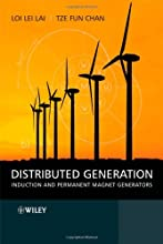 Distributed Generation: Induction and Permanent Magnet Generators