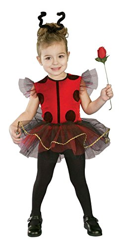 Forum Novelties Baby Girl's Lil Lady Bug Toddler Costume