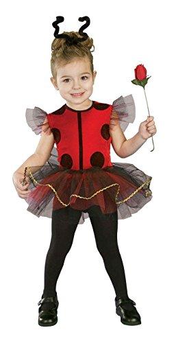 小さなてんとう虫 子ども用 衣装 コスチューム♪ハロウィン♪サイズ:2-4T