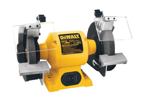 Check Out This DEWALT DW756 6-Inch Bench Grinder