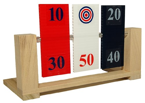 Magnum Enterprises Red, White and Blue Spinner Target - 1