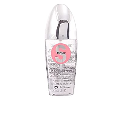 Tigi S Factor by Tigi S Factor Flat Iron Shine Spray Heat Defender for Unisex, 4.23 Ounce