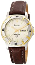 Luxury Watches Sale - Bulova Men's Marine Star Watch #98C71
