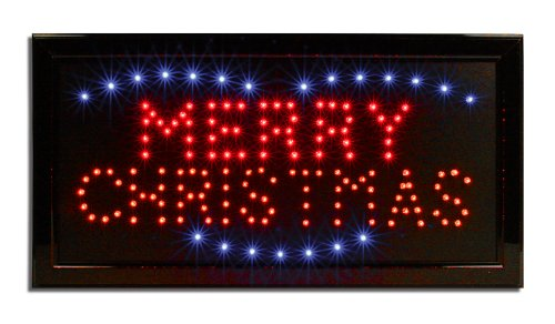 Led Lights For Outdoor Signs :  christmas led lights jpg large outdoor merry christmas sign Car Tuning