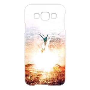 a AND b Designer Printed Mobile Back Cover / Back Case For Samsung Galaxy E5 (SG_E5_3D_2409)