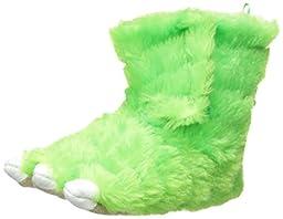 carter\'s Sasha2BS Slipper (Toddler/Little Kid), Green, Medium/7-8 M US Toddler