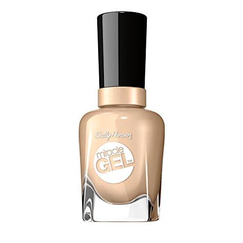 Sally Hansen Miracle Gel Nail Color, Bare Dare, 0.5 Ounce