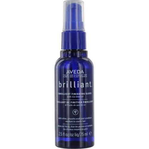 AVEDA by Aveda BRILLIANT EMOLLIENT FINISHING GLOSS WITH RICE BRAN OIL 2.5 OZ for UNISEX --- by AVEDA