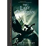 The Last Olympian (Percy Jackson and the Olympians, Book 5) ~ Rick Riordan