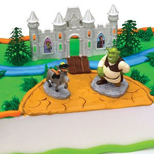 Buy Shrek the Third Cake Topper