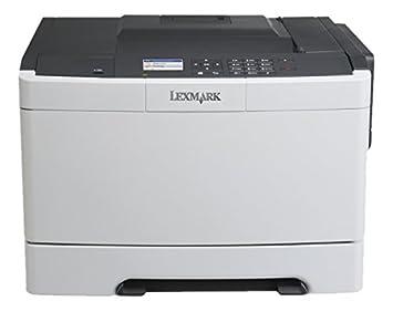 Lexmark CS410dn Imprimante laser couleur 30 ppm Noir
