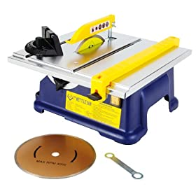 QEP 60087 7-inch Portable Wet Saw