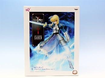 セイバー Fate/Zero ver. 10TH ANNIVERSARY SQフィギュア フェイト ゼロ 剣 アニメ おもちゃ バンプレスト