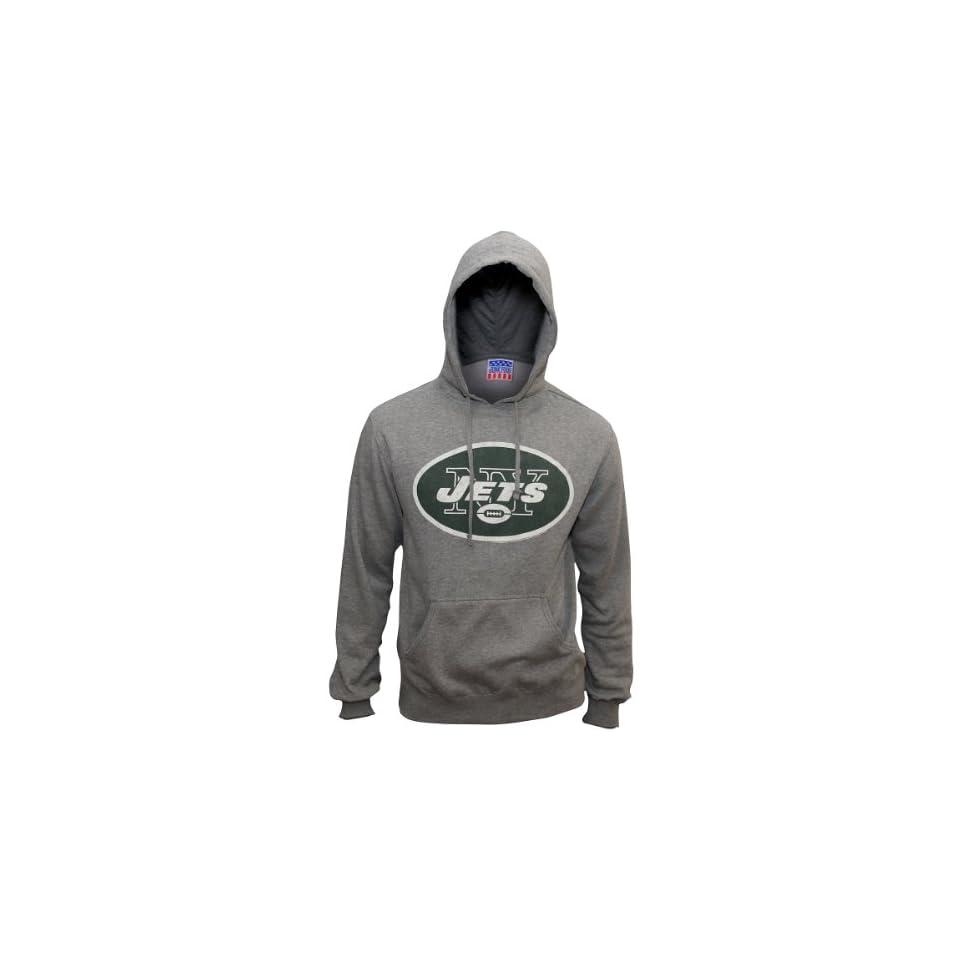 Junk Food New York Jets Mens Retro Hooded Fleece on PopScreen d6fa1c4d0