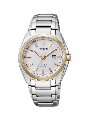 Citizen Super Titanium, Orologio da polso Donna