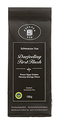 Paulsen Tee Schwarzer Tee Darjeeling First Flush