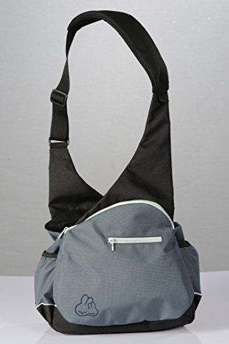 Claessens' Kids Diaper/Carrier Bag, Blue