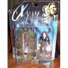 Picture of McFarlane X FILES, SCULLY Figure (B001F928TQ) (McFarlane Action Figures)