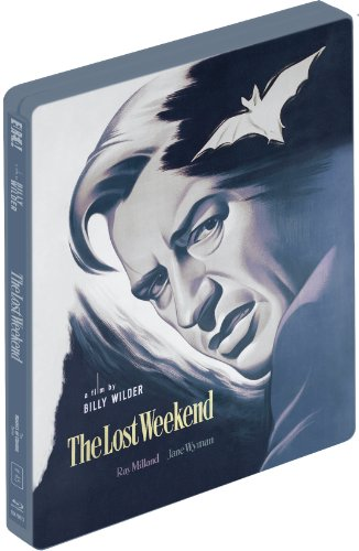 The Lost Weekend [Masters of Cinema] (Ltd Edition Blu-ray Steelbook) [1945] [Reino Unido] [Blu-ray]