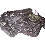 Colorado Buffaloes NCAA Youth/Kids Pleather Bomber Jacket