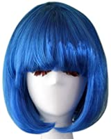 Fashion Cosplay Party Halloween Christmas Short Straight Hair Wigs
