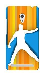 KnapCase Abstract Sports Designer 3D Printed Case Cover For Asus Zenfone 5
