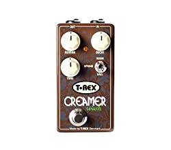 T-Rex Engineering CREAMER Reverb Pedal with 3 Modes by MusiQuip