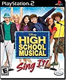 Disney Interactive Disney High School Musical Sing It (Playstation 2) for Playstation 2 for Age - All Ages (Catalog Category: Playstation 2 / Adventure )