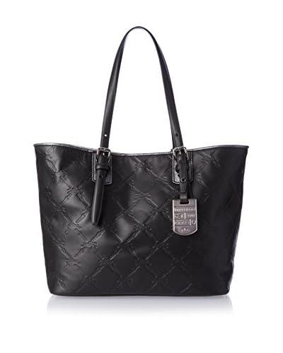 Longchamp Women's Derby Sac Shopping S Shoulder Bag, Black