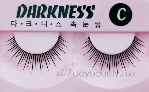 Darkness False Eyelashes C by False Eyelashes C