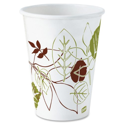 Dixie® Pathways® Paper Hot Cups