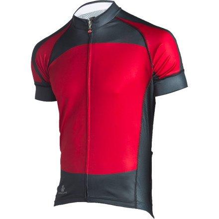 Buy Low Price Hincapie Sportswear Crestline Jersey – Short-Sleeve – Men's (B0079YB2TI)